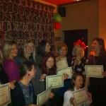 14 Dhjetori 2011, Ceremonia e Diplomimit te Prinderve(SFSC)